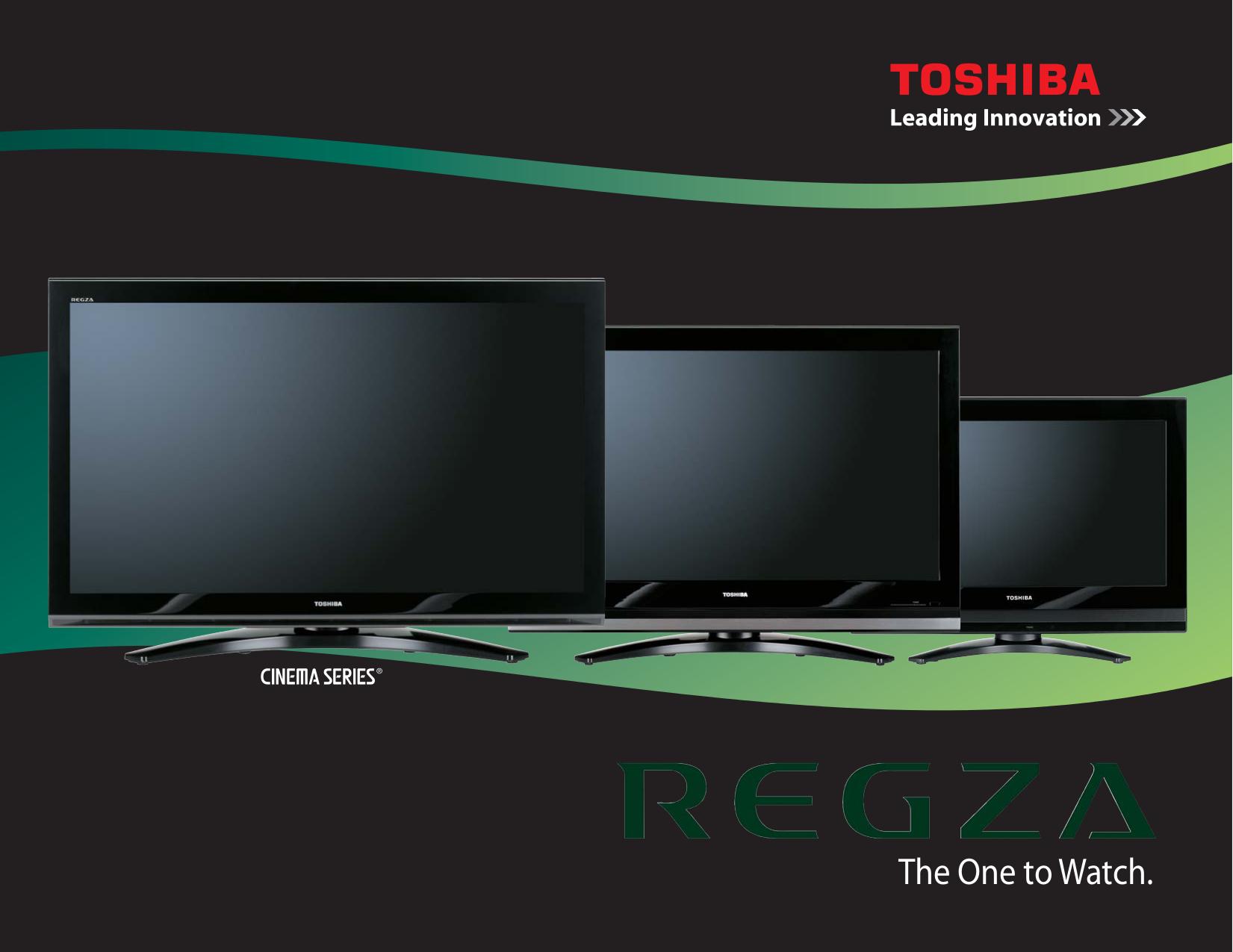 download free pdf for toshiba regza 57lx177 tv manual rh umlib com toshiba regza 32 lcd tv manual tv toshiba lcd regza 32av555dg manual