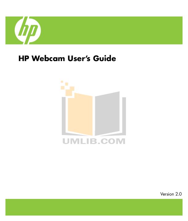pdf for HP Laptop Pavilion DV2840 manual