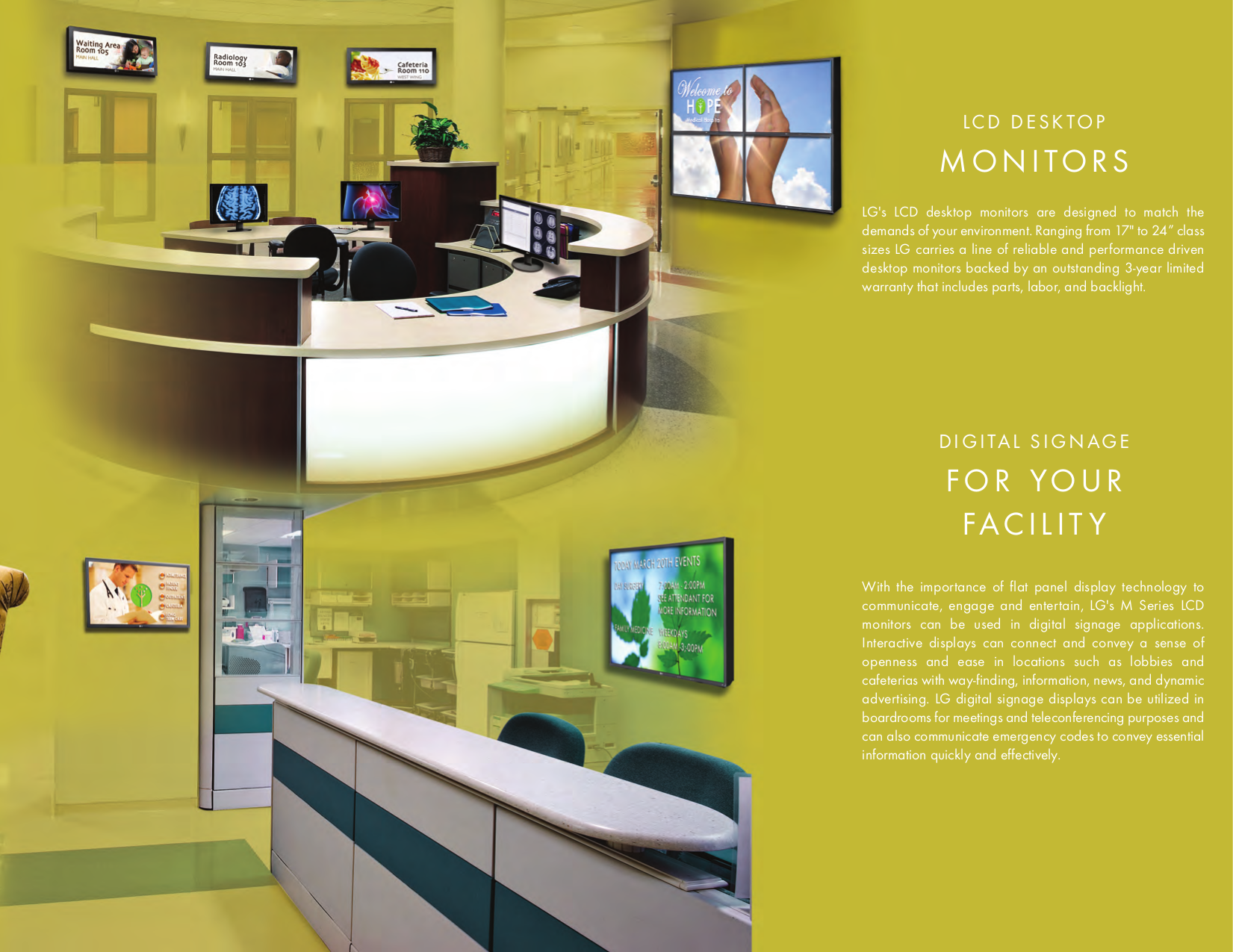LG TV 47LG50DC pdf page preview