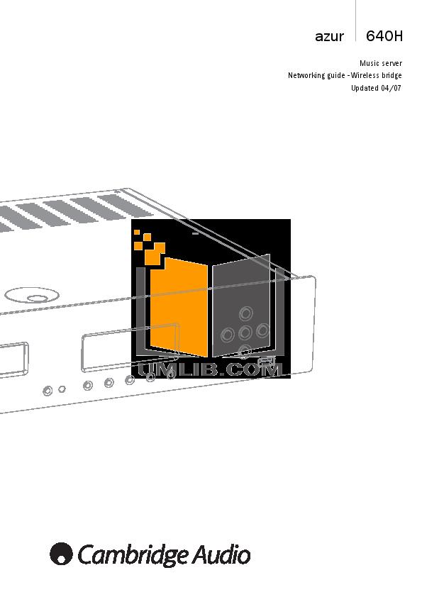 pdf for D-link Other DWL-G810 manual