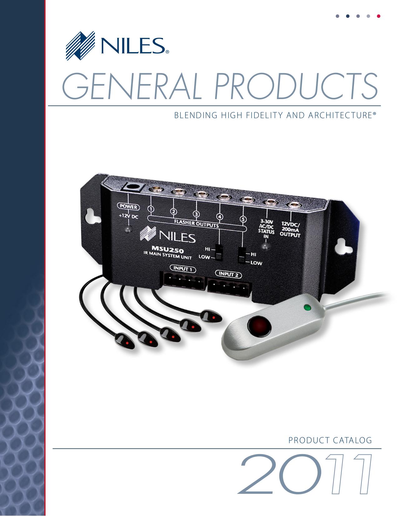 Volume controls   niles audio.