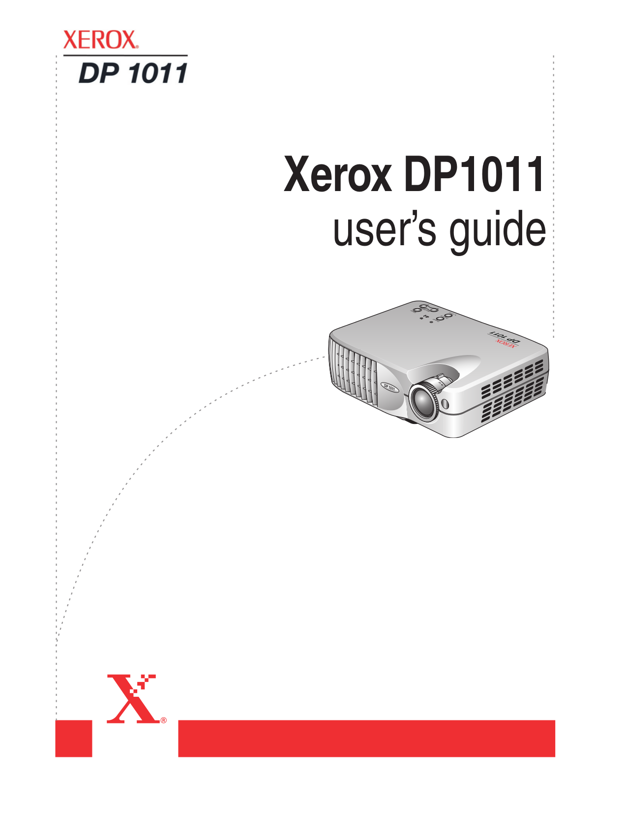 pdf for Xerox Scanner DocuMate 250 manual