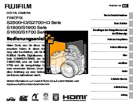 download free pdf for fujifilm finepix s1800 digital camera manual rh umlib com fuji s1800 manual pdf fuji s1800 manual pdf