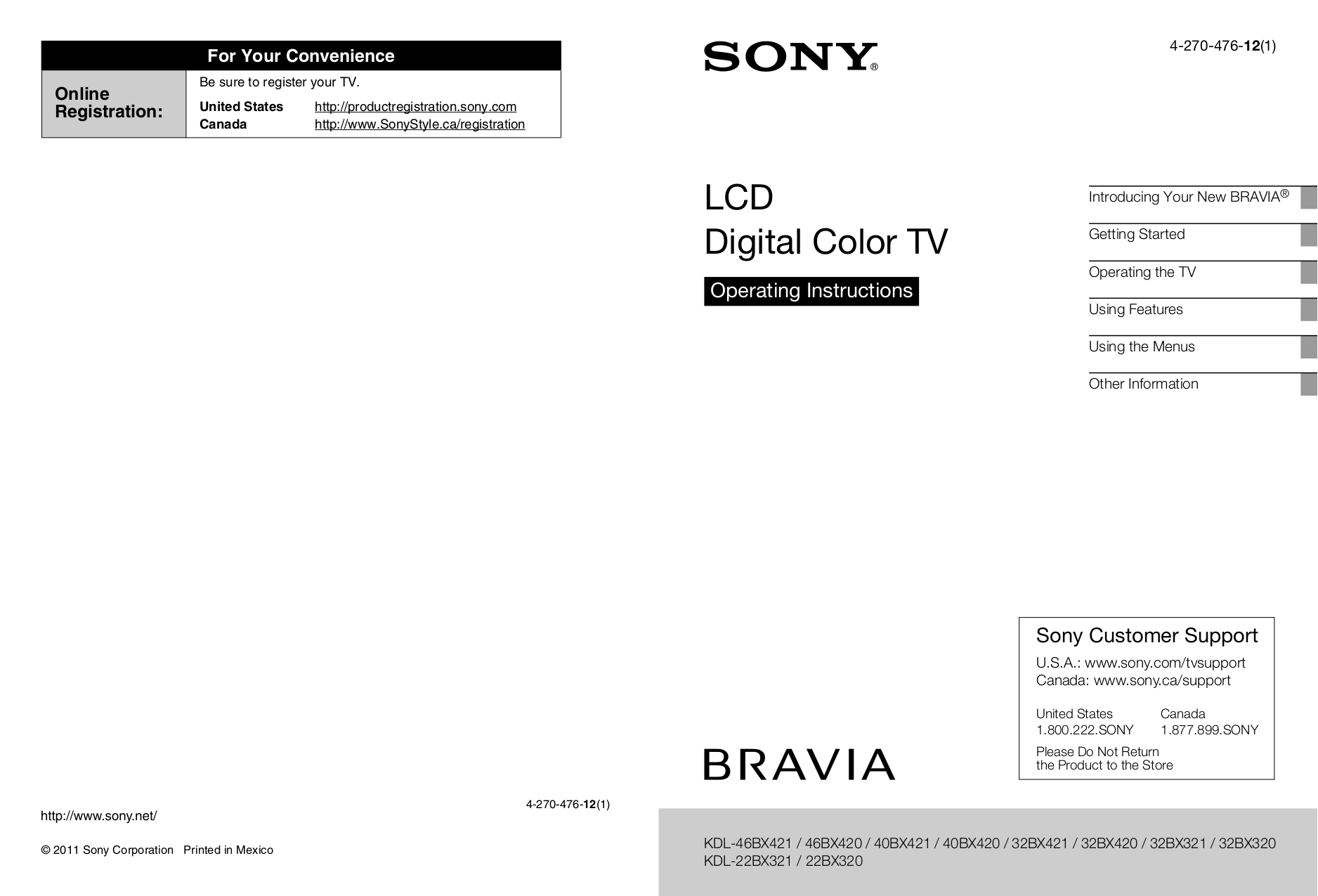 User manual sony tv array download free pdf for sony bravia kdl 32bx420 tv manual rh umlib com fandeluxe Images