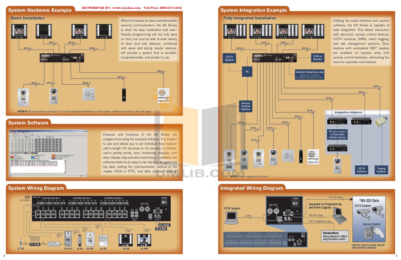 Aiphone Kb3mrd Installation Manual Wiring Diagram Gf