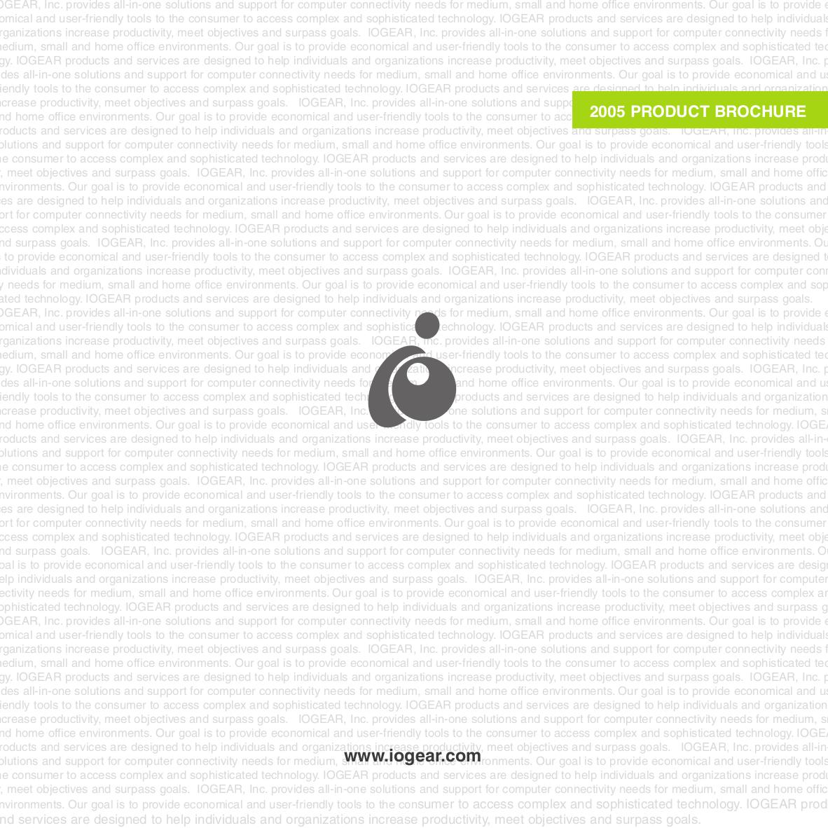 pdf for IOGEAR GPS GBGPS201 manual