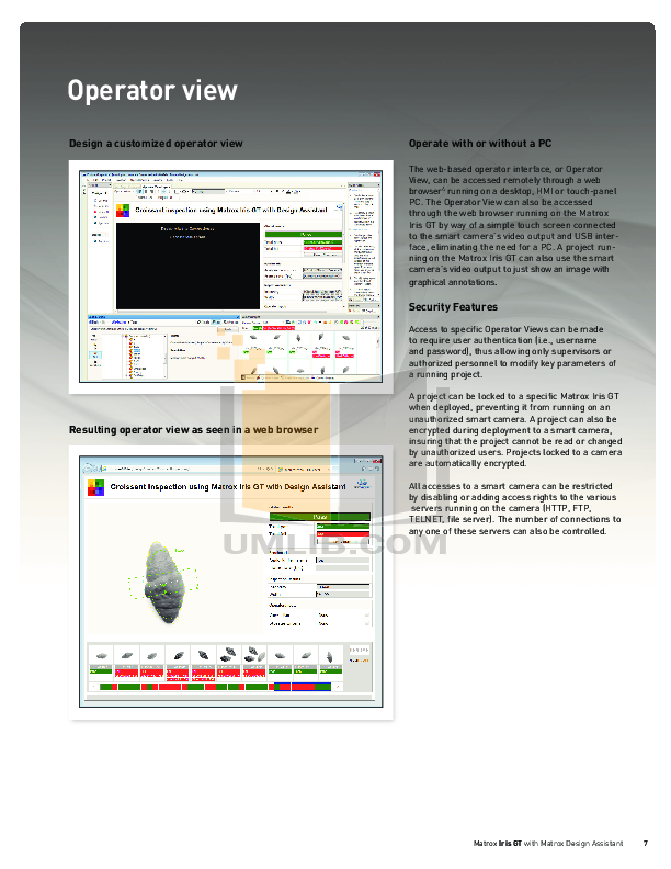 Cisco Security Camera 2630 IP pdf page preview