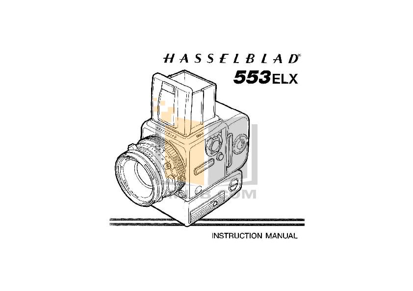 Hasselblad Repair Manual - kleru26de