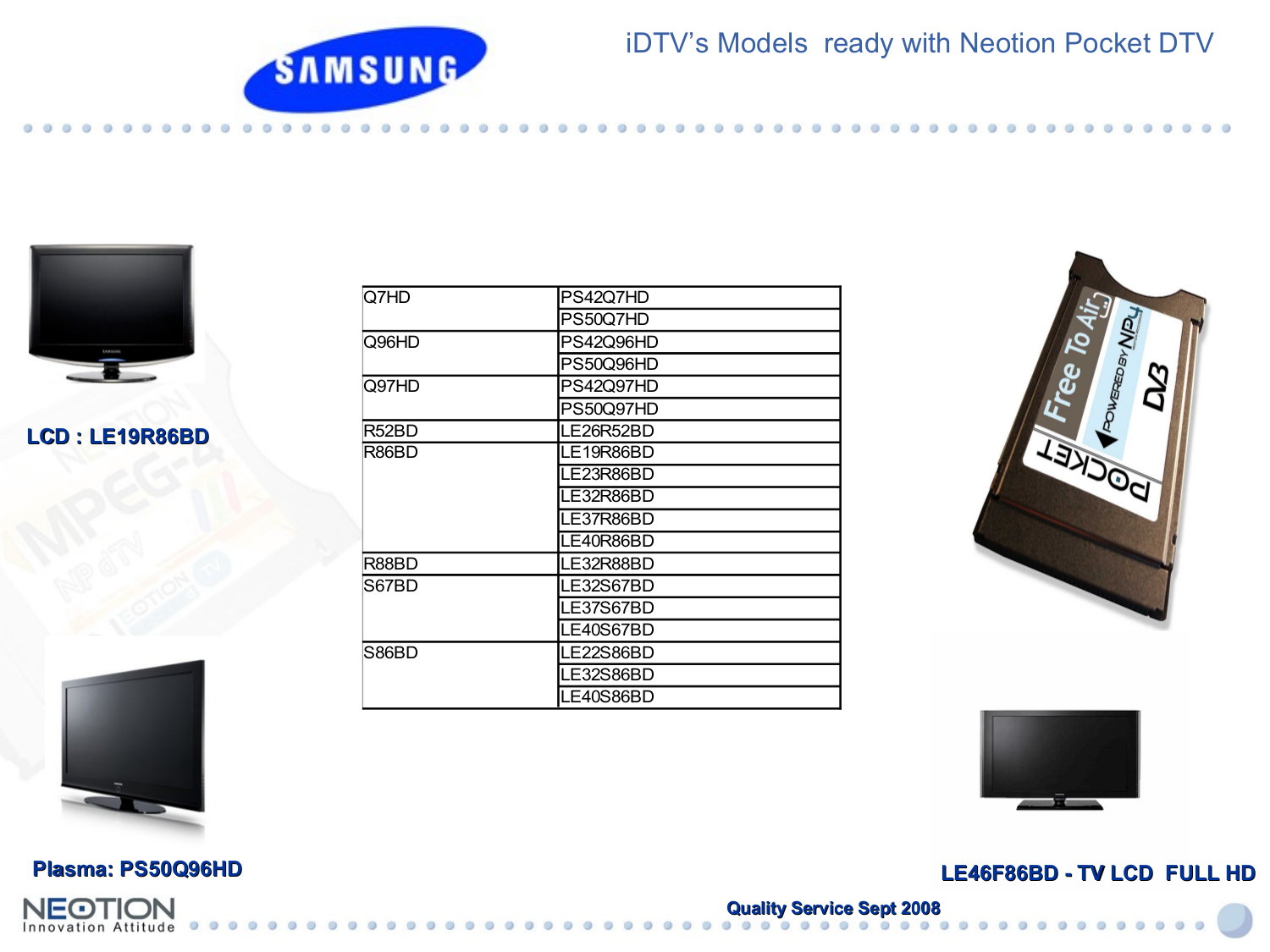 ... Sony TV BRAVIA KDL-20S3000 pdf page preview ...