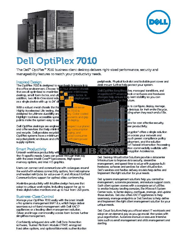 pdf for Dell Monitor E170S manual