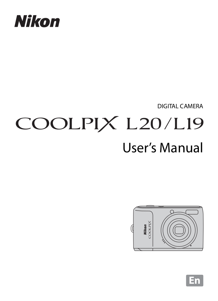 pdf for Nikon Other MH-19 Camera Battery Charger manual
