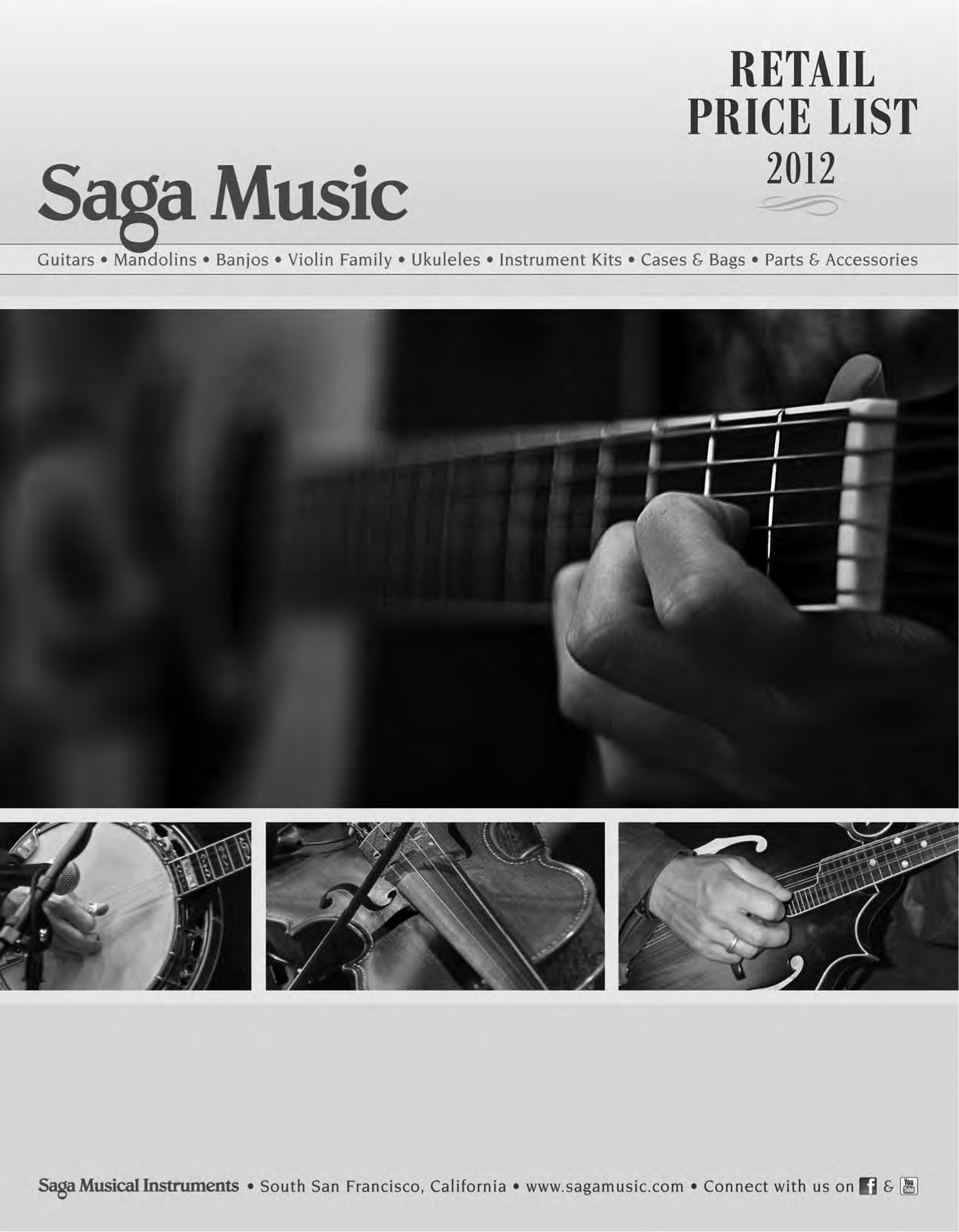 PDF manual for Saga Guitar Regal RD-30