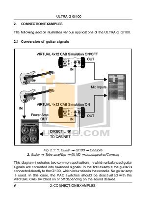 Behringer model d pdf
