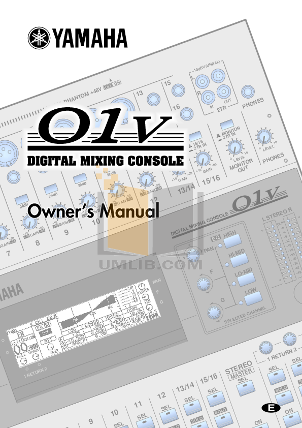 pdf for Fostex Speaker System PM-0.4 manual