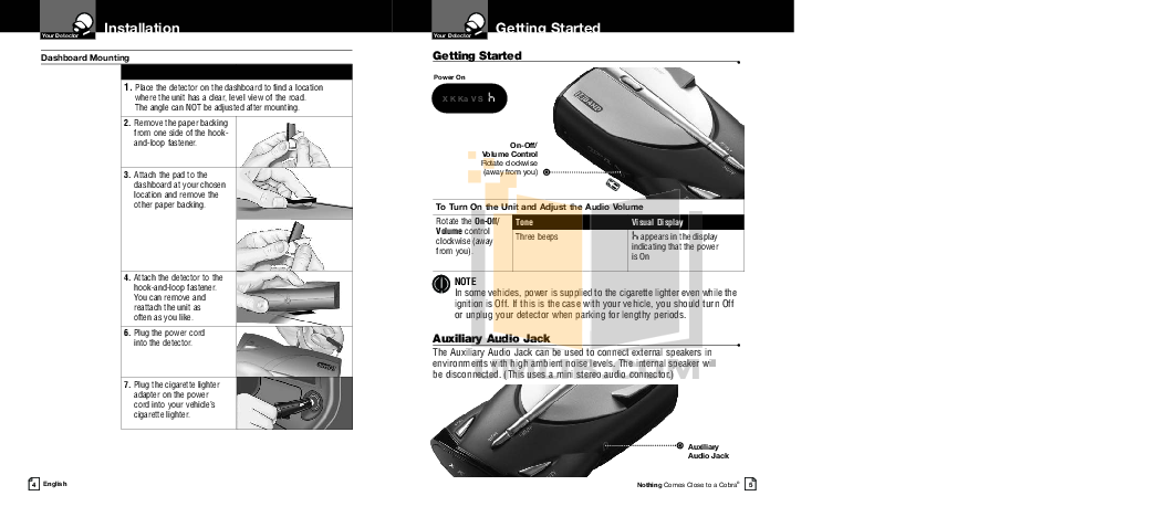 Excalibur Other 9345 Remote Controlled Car pdf page preview