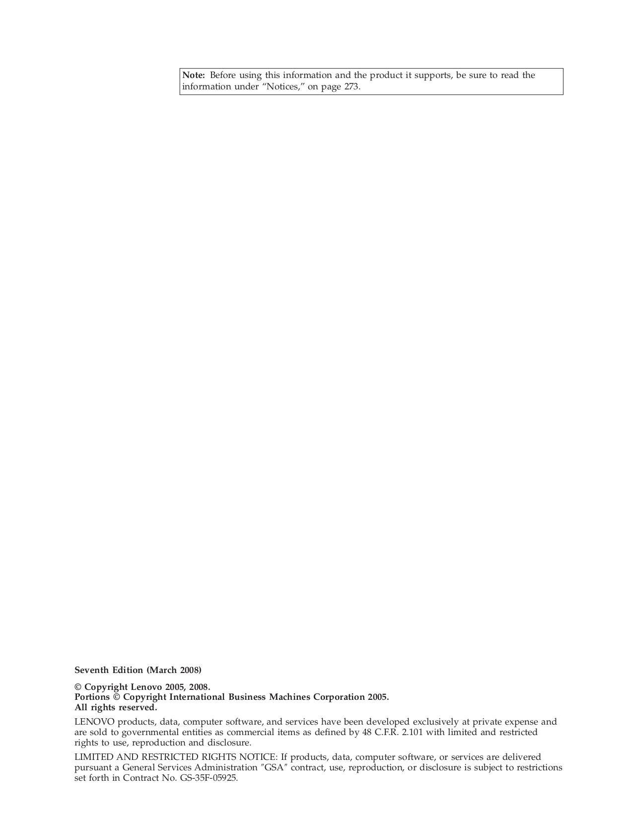 Lenovo Desktop ThinkCentre A52 8297 pdf page preview