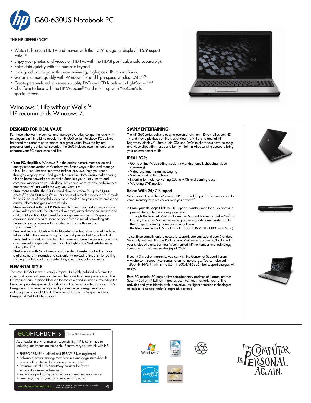 pdf for HP Mouse KU916AA manual