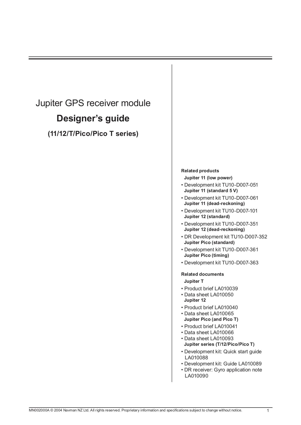 pdf for Navman GPS F20 manual