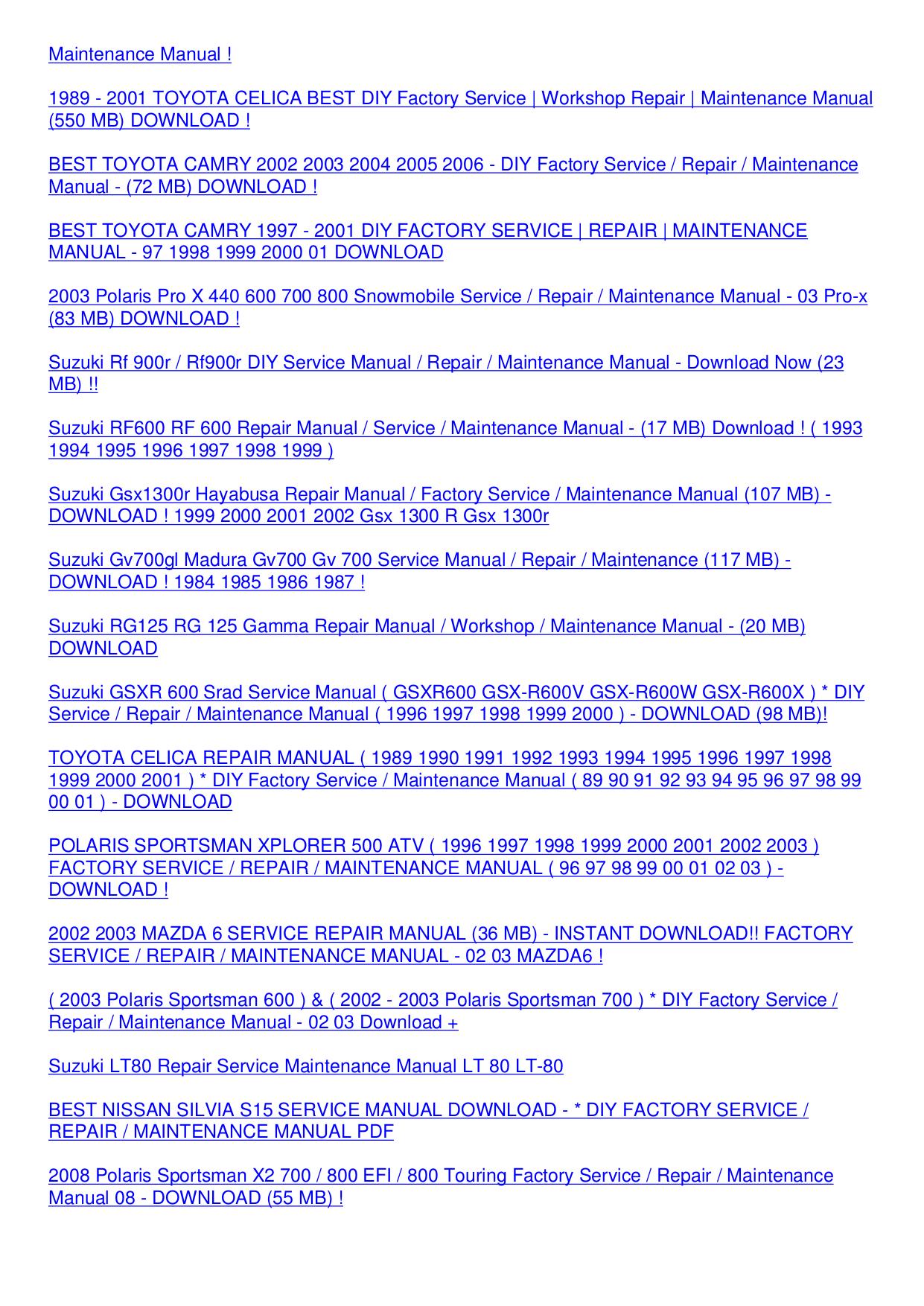 ... Array - mazda 6 service manual download rh mazda 6 service manual  download elzplorers de