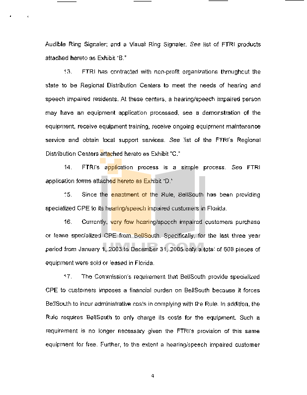 Clarity Telephone CE125 pdf page preview