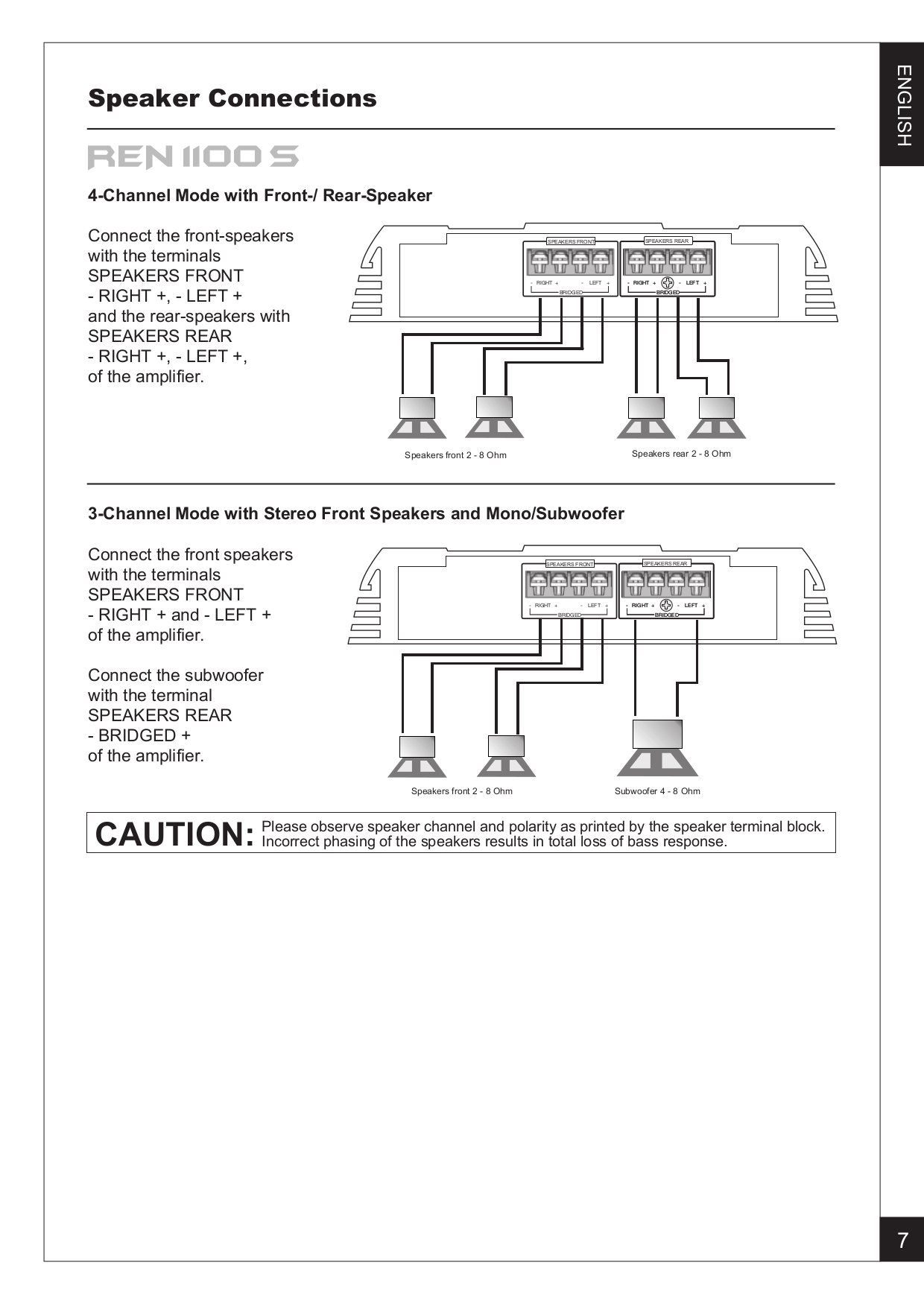 pdf manual for renegade car amplifier ren 550 s rh umlib com Sanyo Car Amplifier Renegade Amps