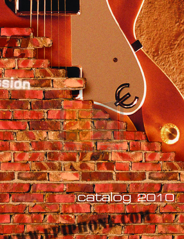 pdf for Epiphone Guitar Les Paul Classic manual