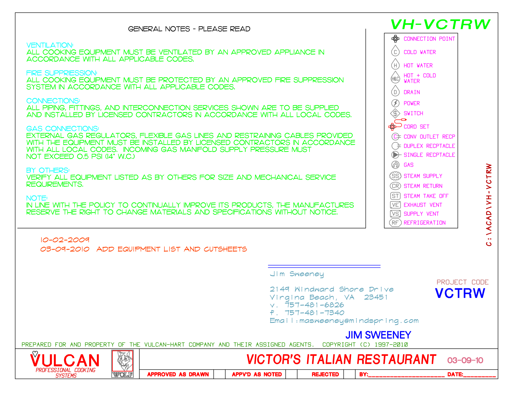 Vulcan Oven ECO22D pdf page preview