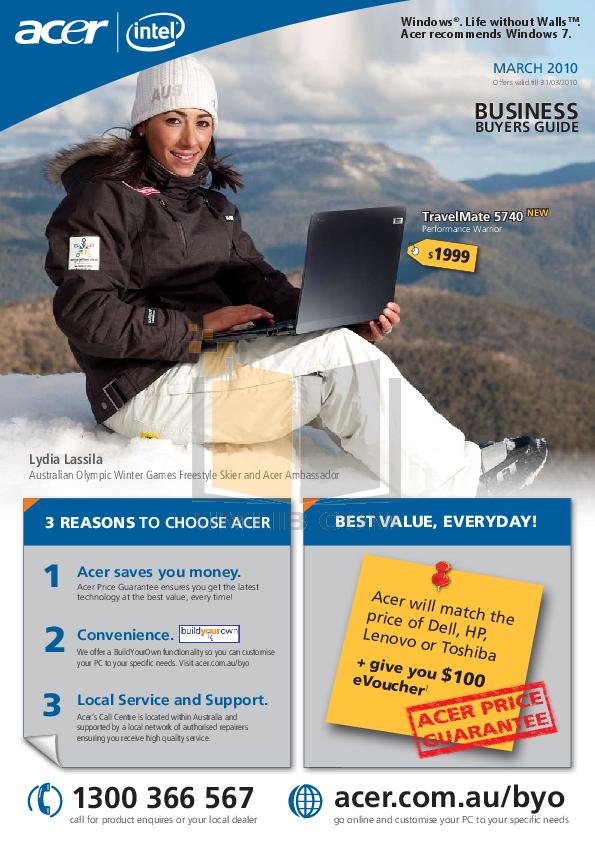 pdf for Acer Desktop Veriton L480G manual