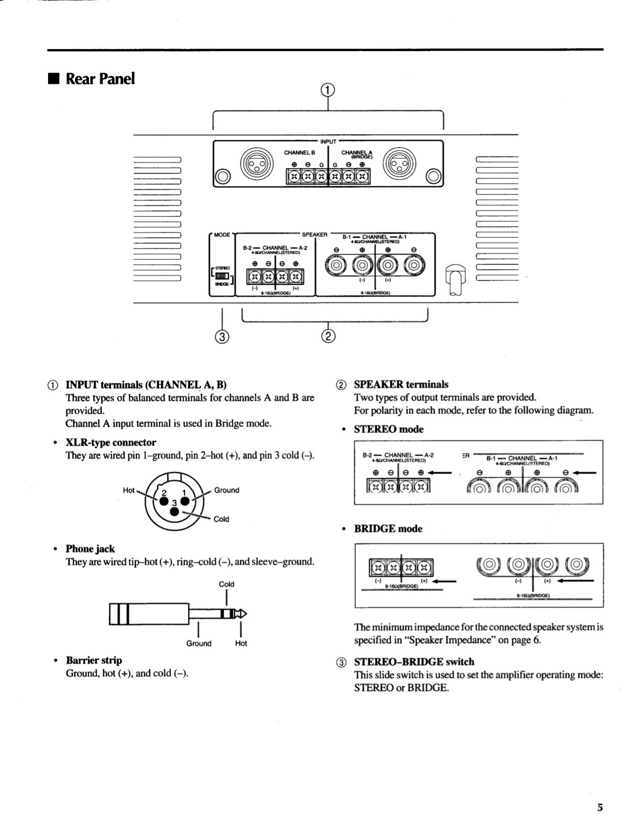 P3500S YAMAHA PDF MANUAL PDF DOWNLOAD