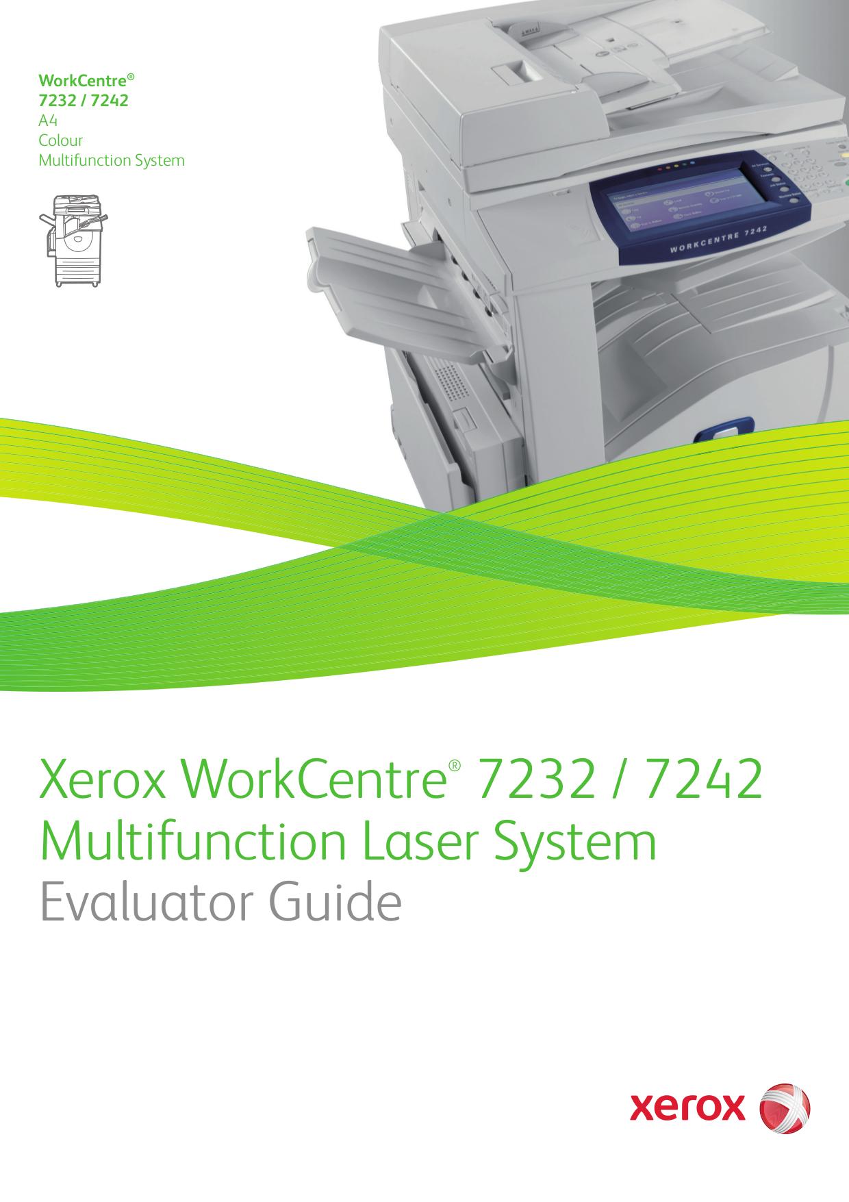 xerox workcentre 7345 service manual pdf