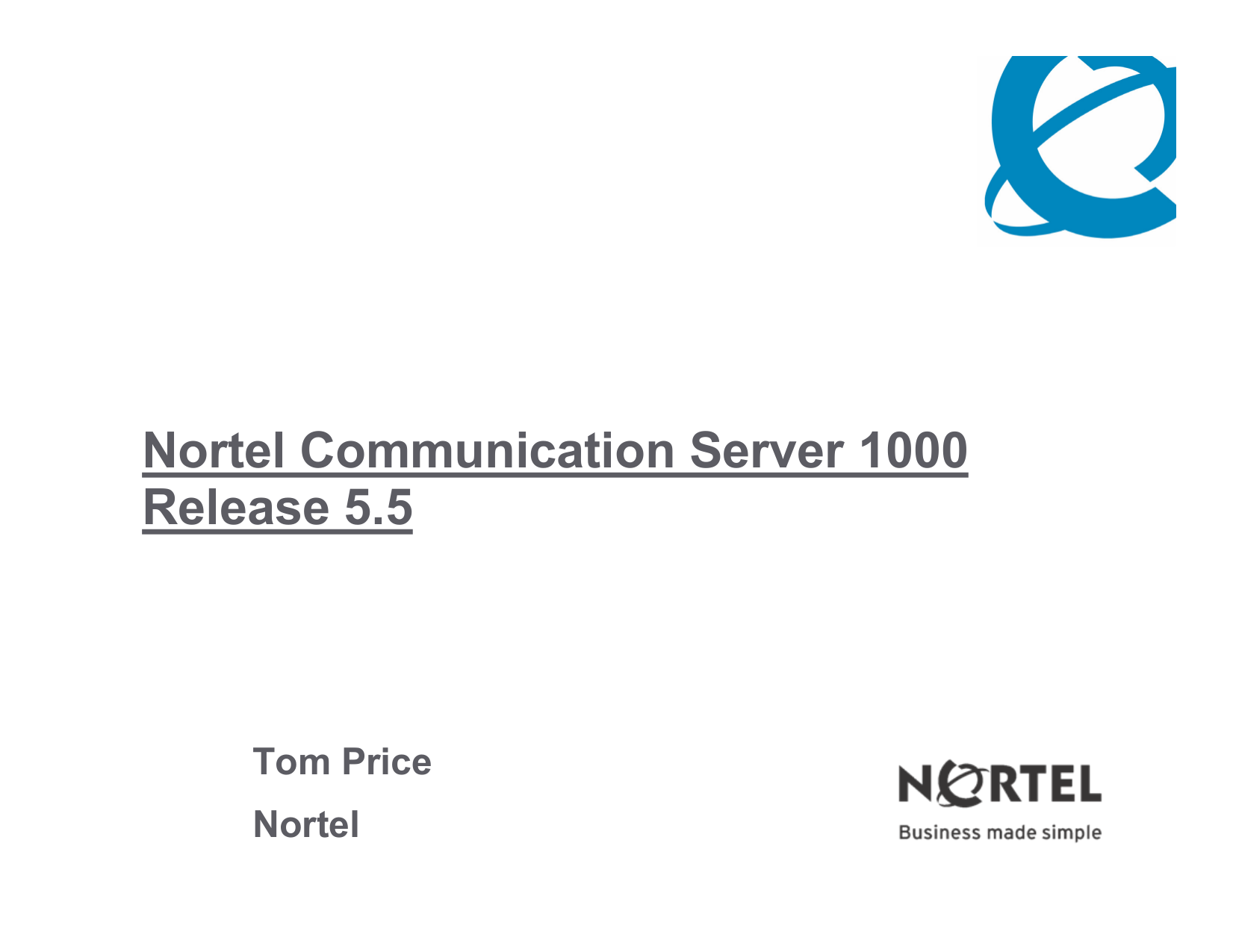 pdf for Nortel Cell Phone 4065R manual