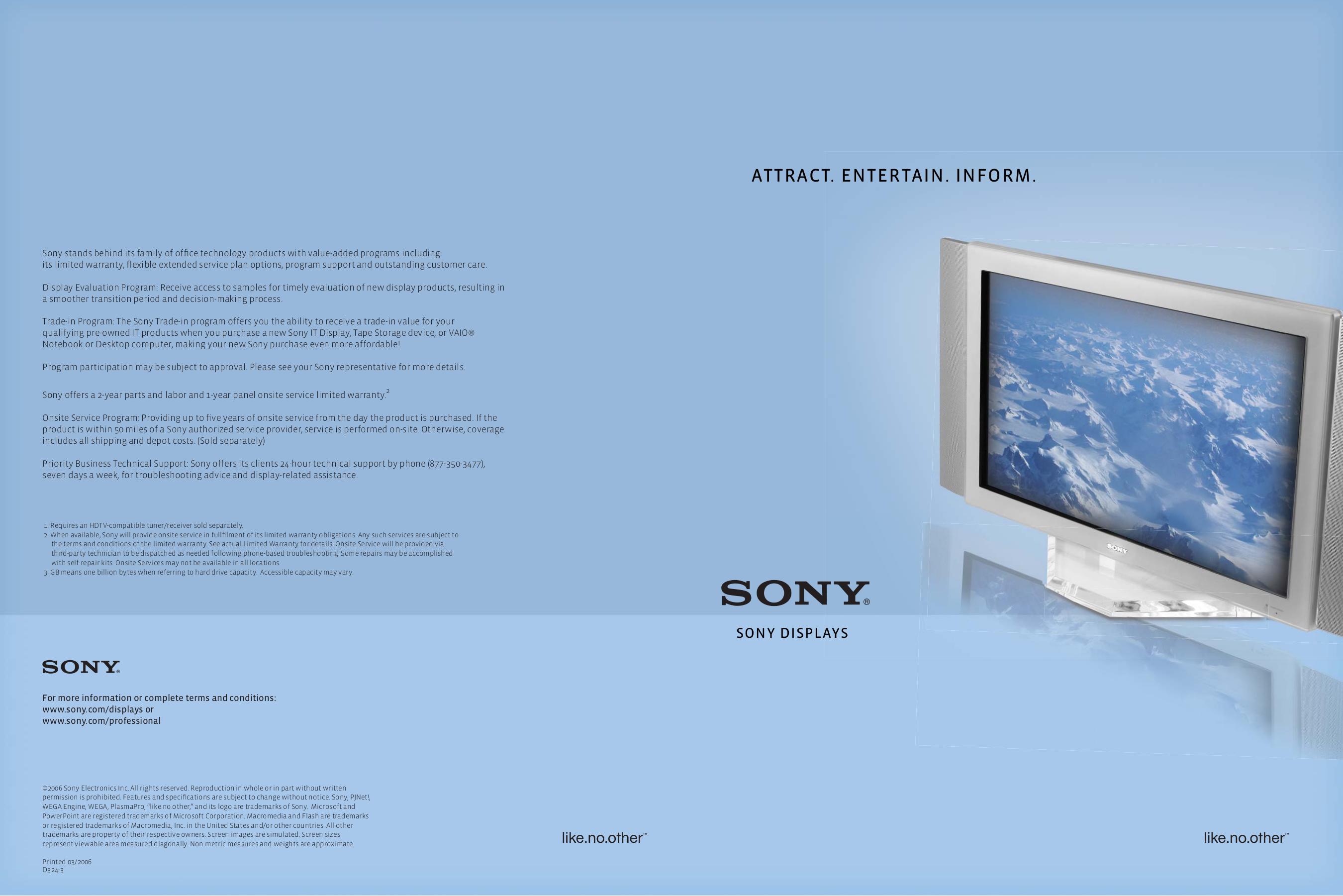 PDF manual for Sony Speaker SS-SP50FW