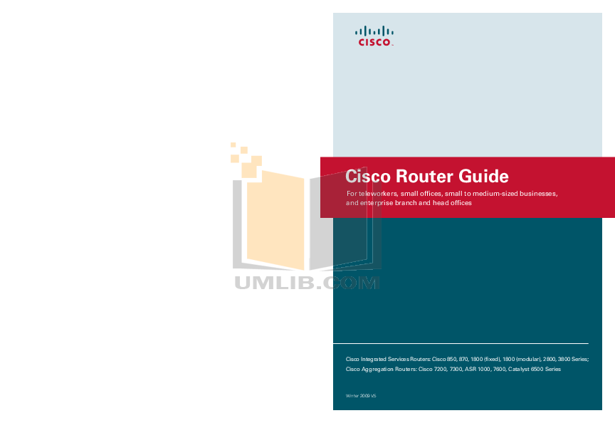 pdf for Cisco Router 7201 manual