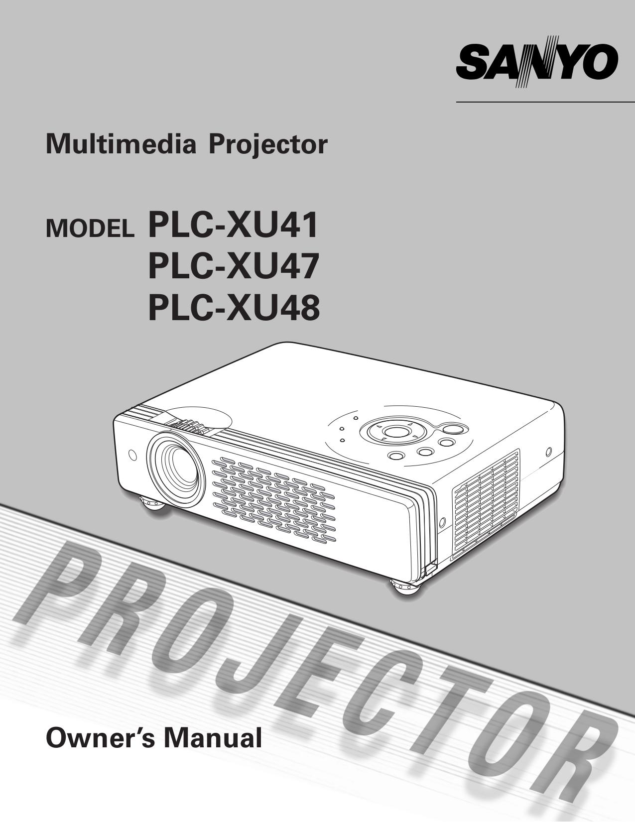 Sanyo Plc Xu48 Manual Epub Download Free Schematics Eeprom Repair Info For Electronics Answered