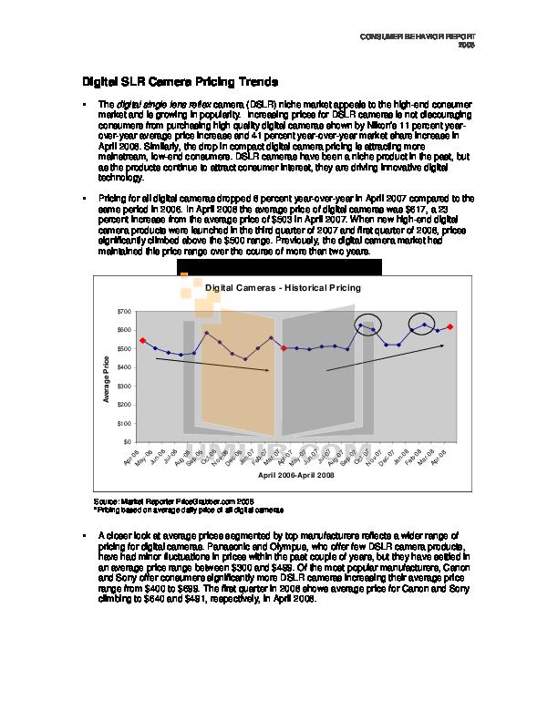 consumer behaviour report canon View lab report - consumer behaviour (2) from marketing 101 at lahore school of economics final report nikon smartwatch presented to aliya bushra presented by: sara atif fatima maqsood nabia.