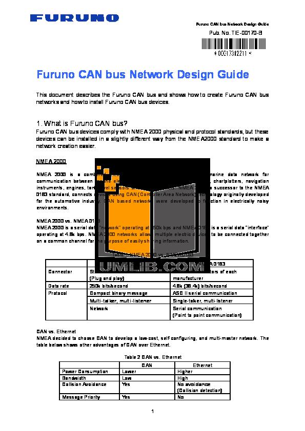 Download free pdf for Furuno MFD8 GPS manual