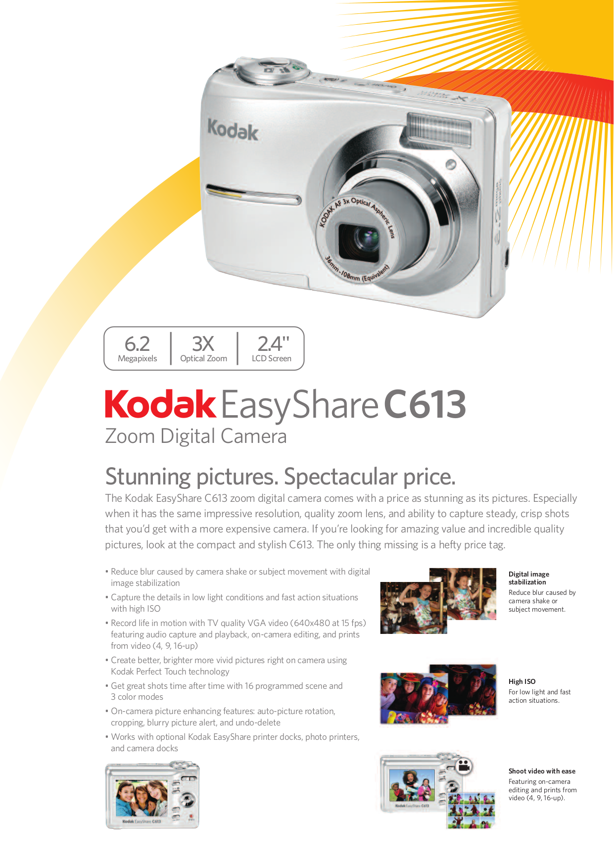 Download kodak easyshare c613.