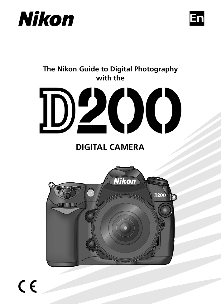 pdf for Nikon Other MB-D200 Camera Battery Pack manual