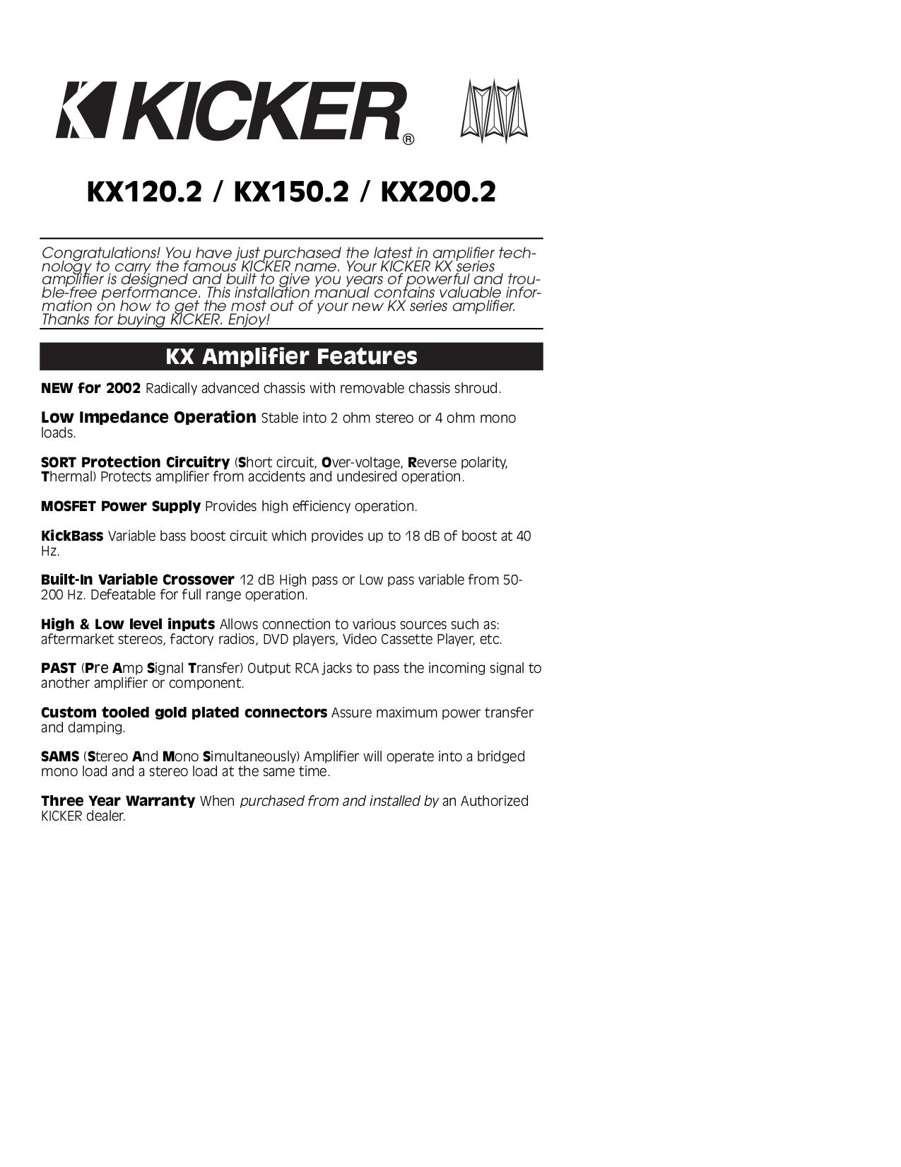Best Image of Diagram Kicker L5 Manual - Millions Diagram ... on kicker amp wiring, kicker l7 12 box, subwoofer wiring,