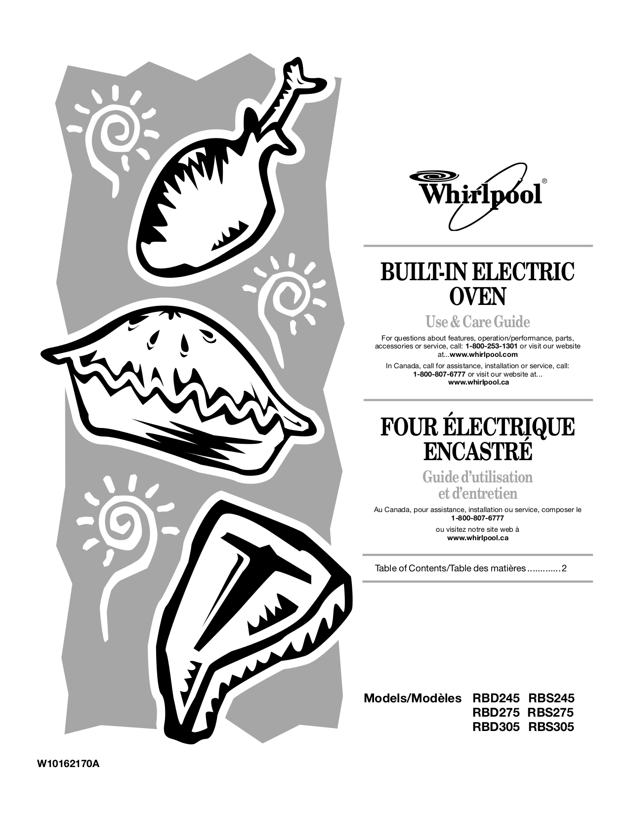 Whirlpool Oven Instruction Manual Wiring Diagram For Double Ovens