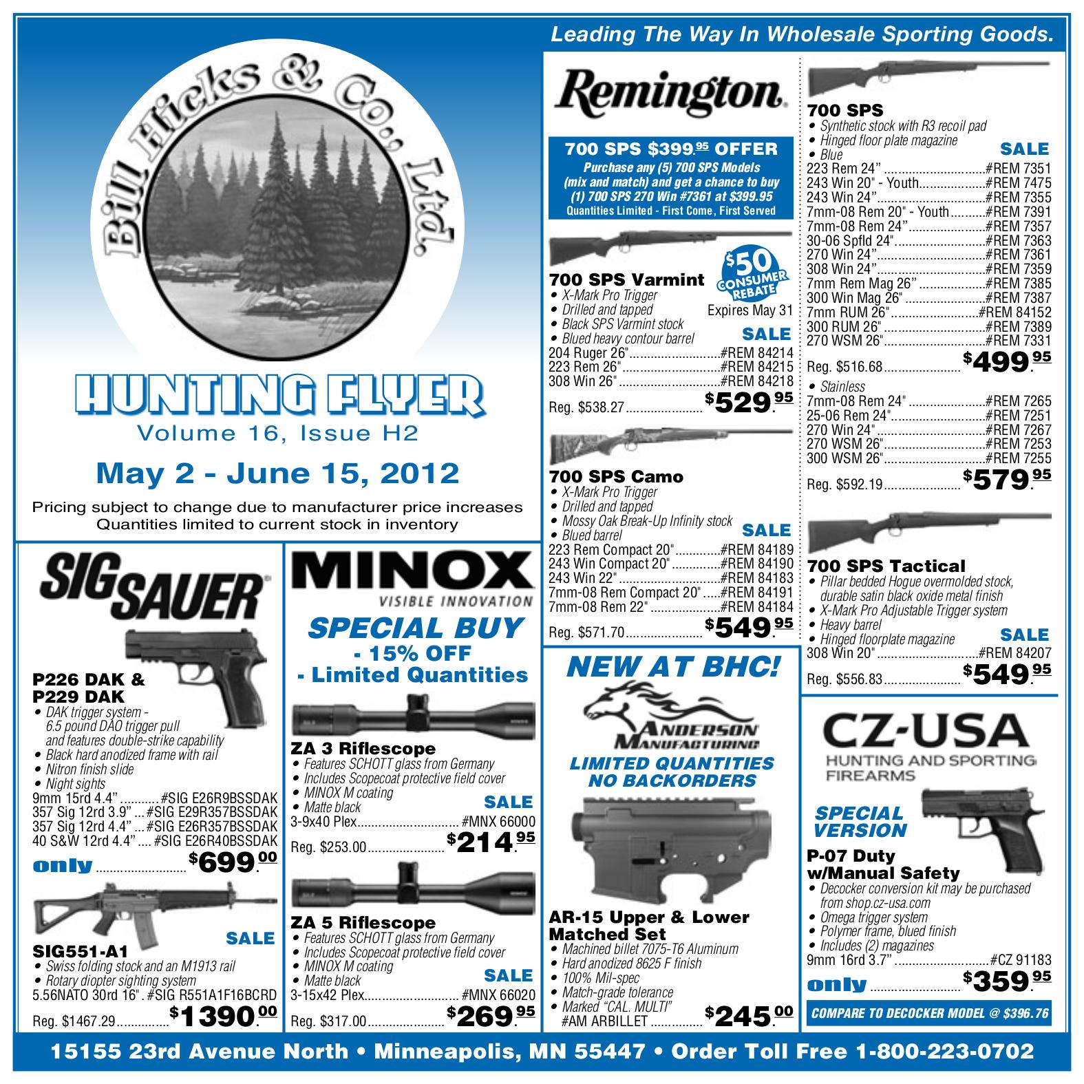 pdf for Minox Binocular NV300 manual