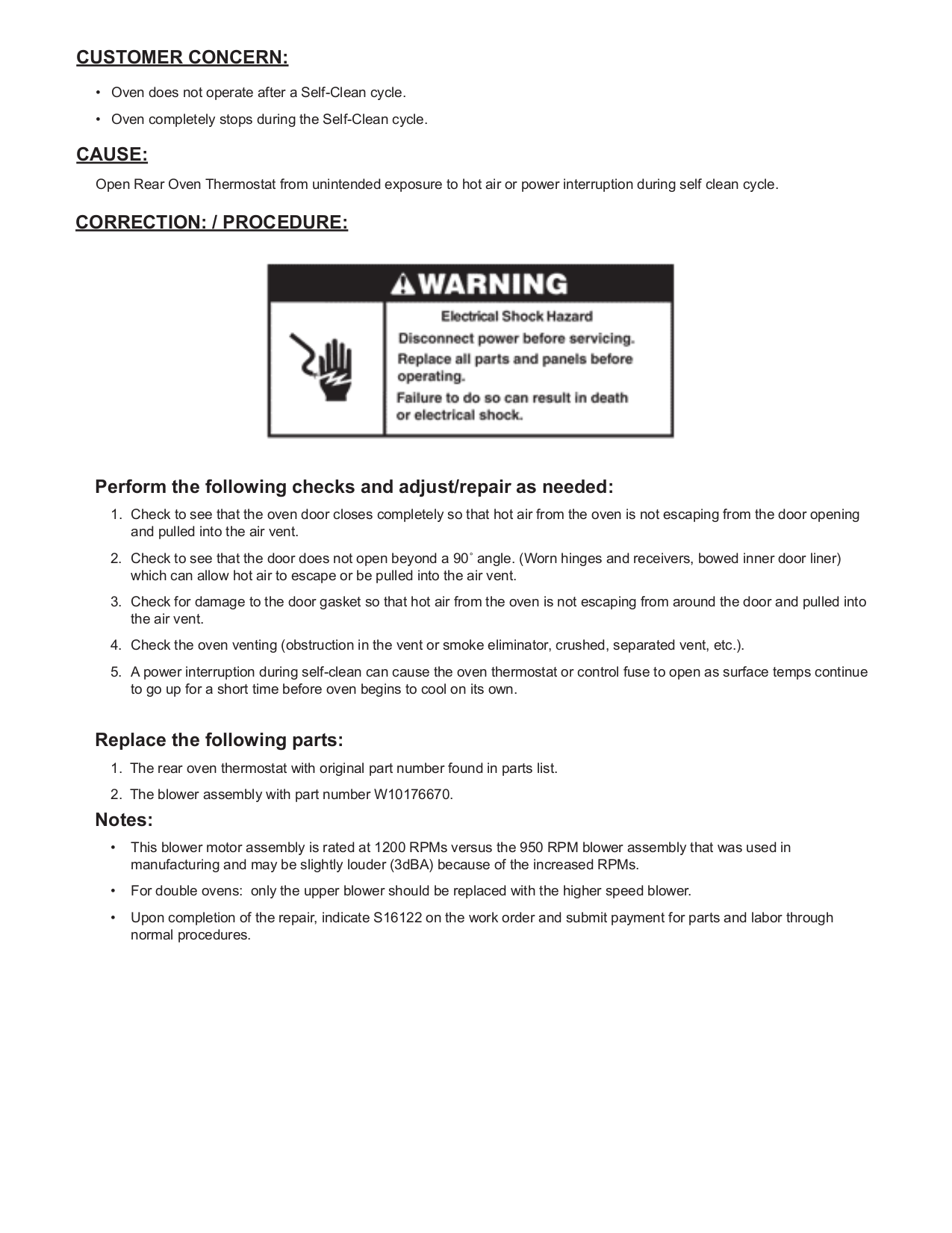PDF manual for Whirlpool Oven RBD245PRS