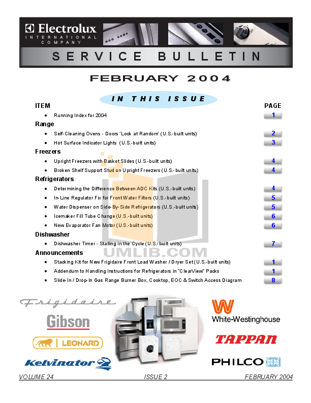 pdf for Frigidaire Dryer GLGQ942CS0 manual