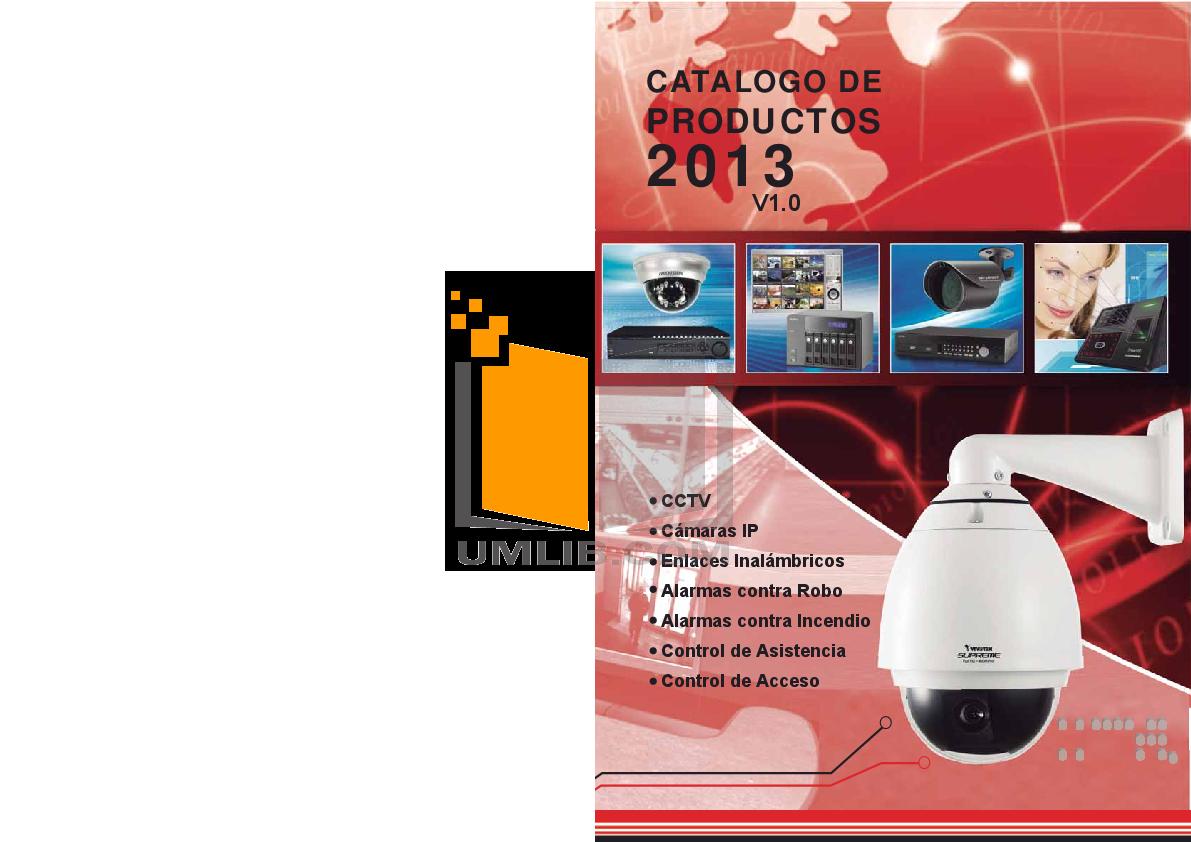 pdf for EverFocus Security Camera EPTZ3100 manual