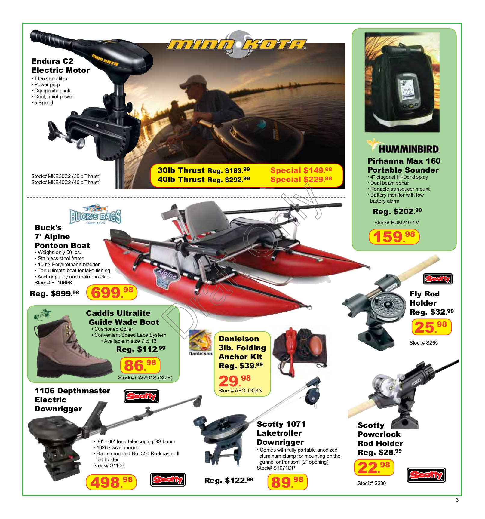 Tasco Binocular OffShore 54 pdf page preview