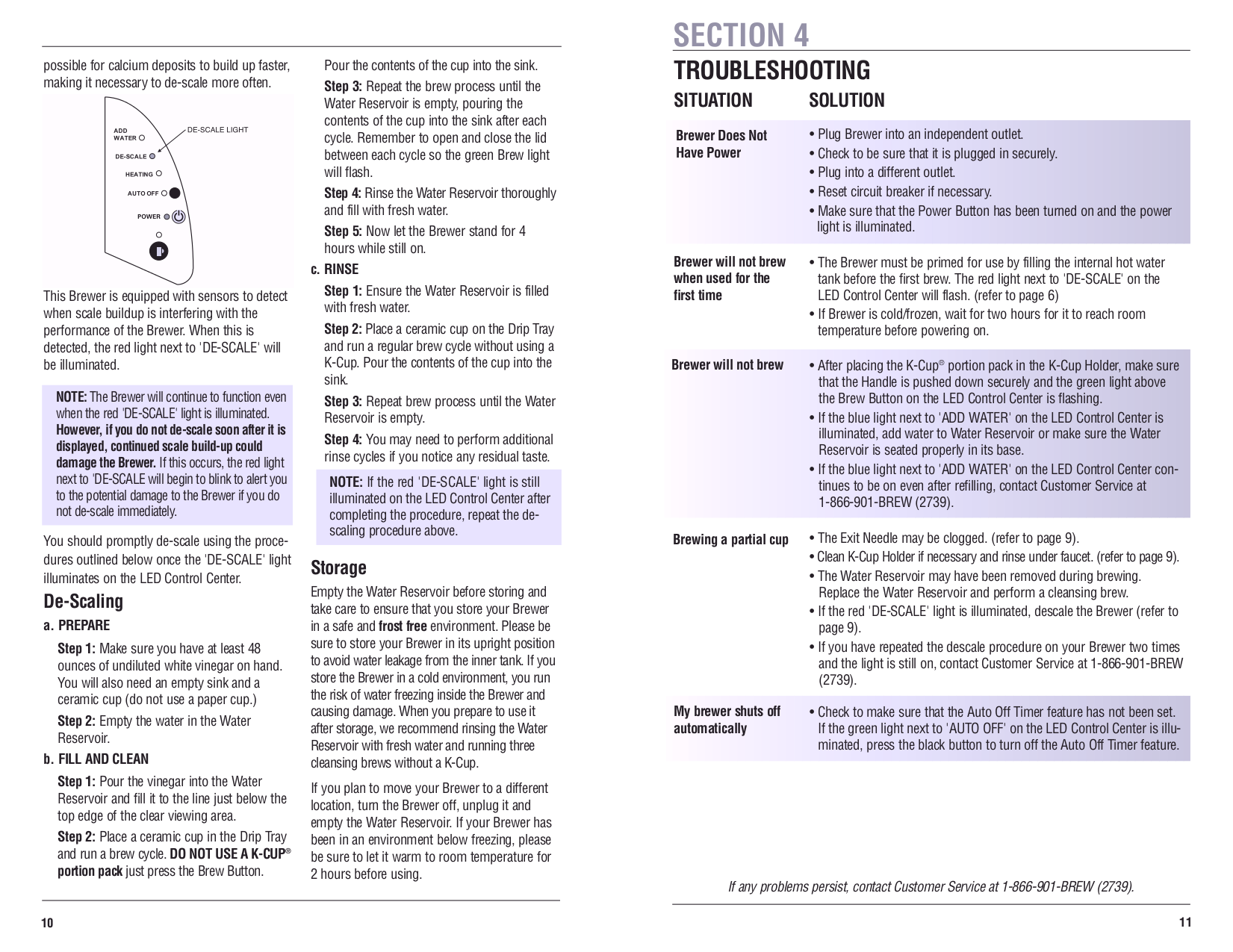Pdf Manual For Keurig Coffee Maker Elite B40