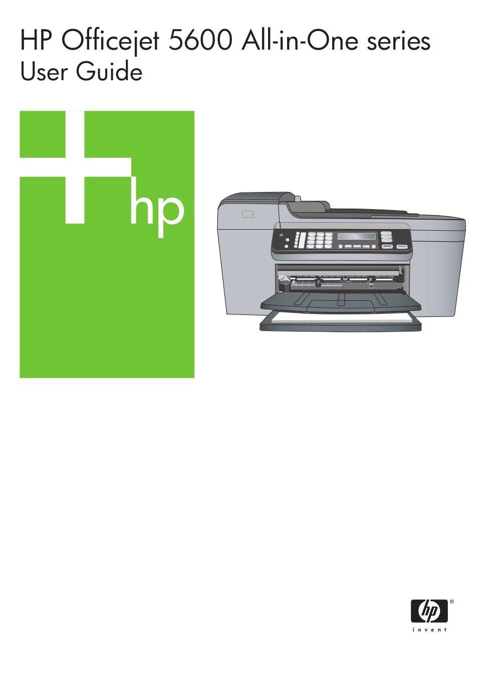 pdf for HP Multifunction Printer Officejet 4215xi manual