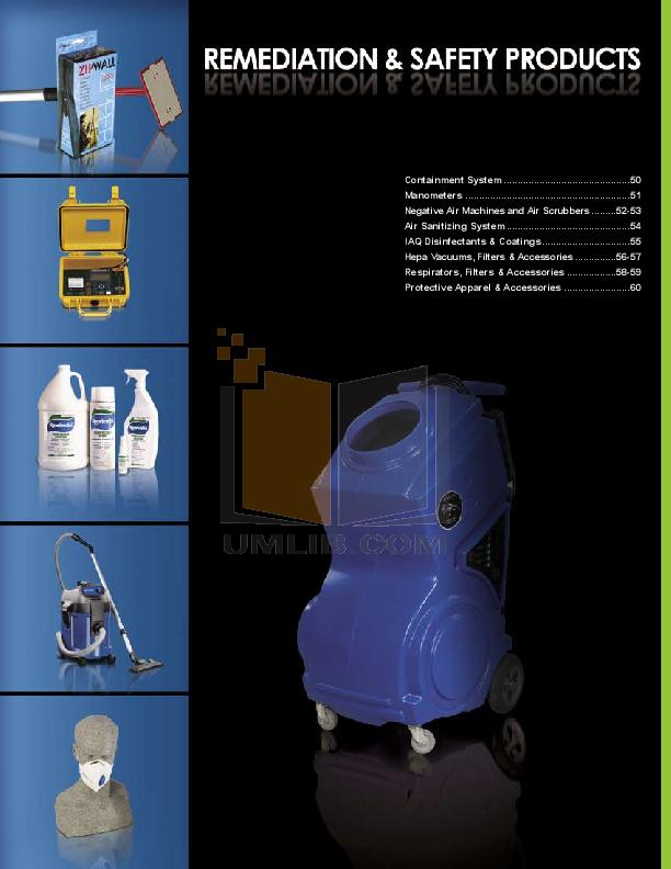 pdf for Atrix Vacuum HCTV5 manual
