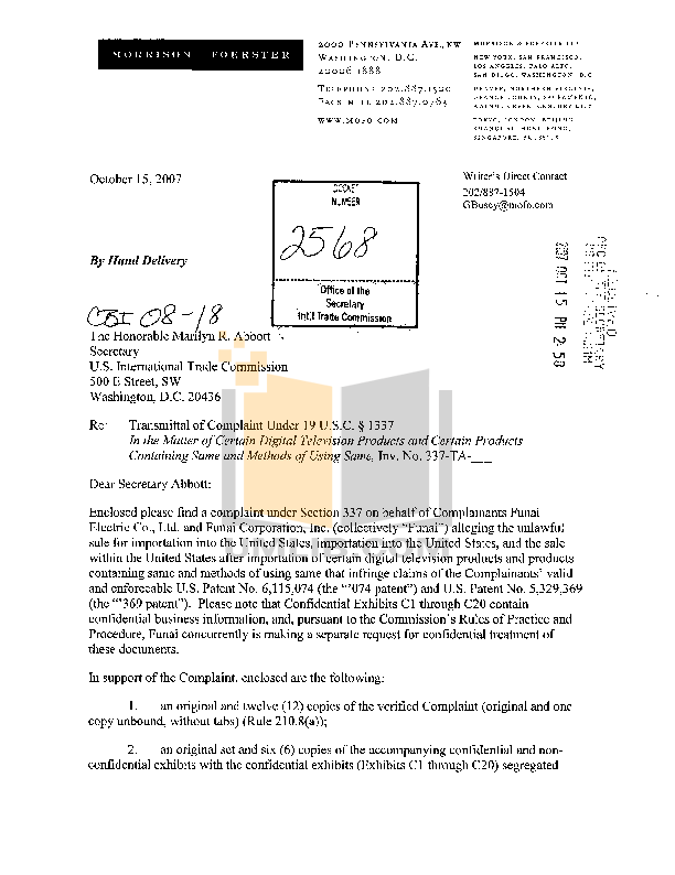 pdf for AOC TV A42HD84 manual