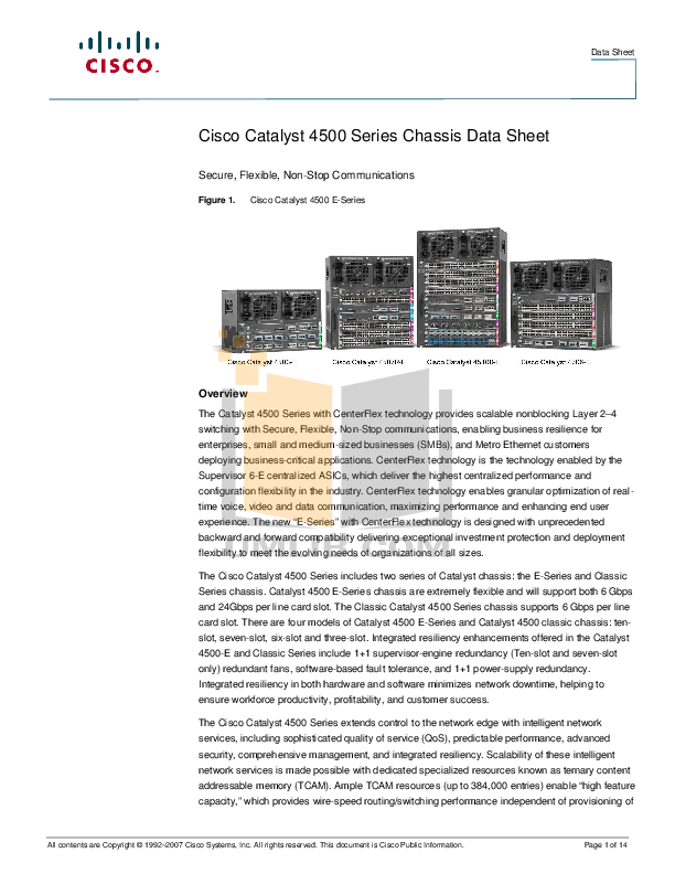 Cisco Catalyst 3650g Manual
